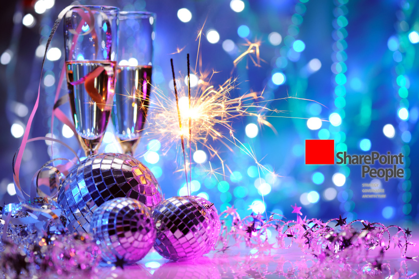 Happy New Year from SharePointPeople