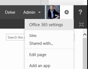 Office365Settings