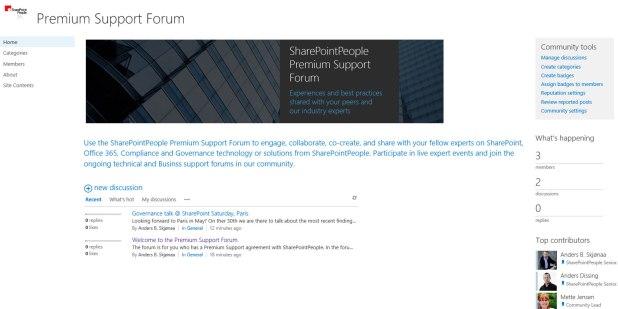 SupportForumScreenshot